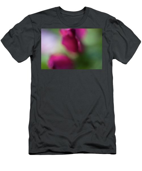 Distant Roses Men's T-Shirt (Athletic Fit)