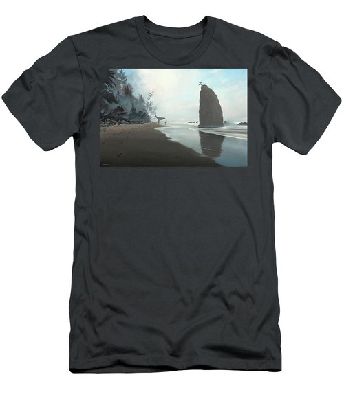 Distant Shores Men's T-Shirt (Athletic Fit)