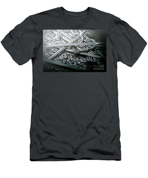 Distortions From Fables Conquered Men's T-Shirt (Athletic Fit)