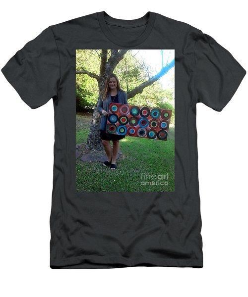 Diversity Circles Men's T-Shirt (Athletic Fit)