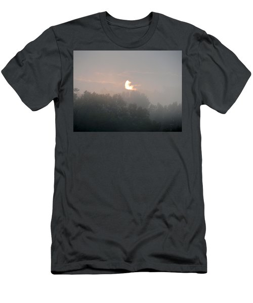 Divine Morning Blessings Men's T-Shirt (Athletic Fit)