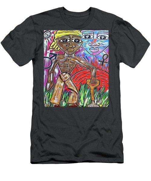 Divine Unions Men's T-Shirt (Athletic Fit)