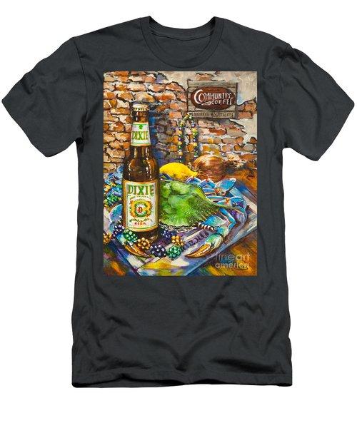 Dixie Love Men's T-Shirt (Athletic Fit)