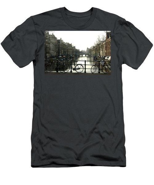 Dnrh1103 Men's T-Shirt (Athletic Fit)