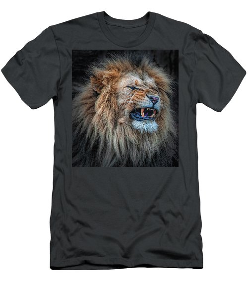Do Not Disturb Men's T-Shirt (Athletic Fit)