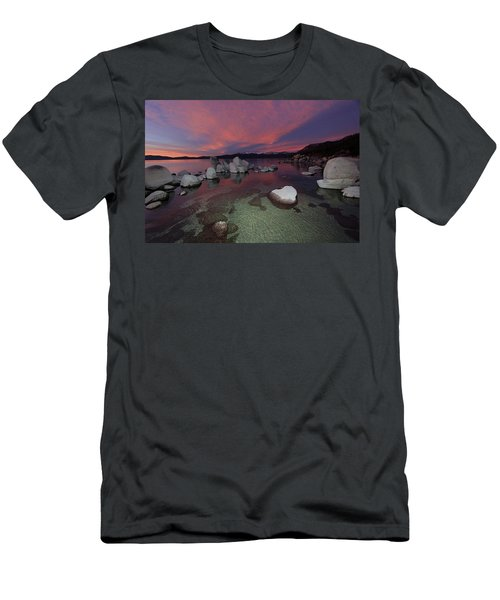 Men's T-Shirt (Athletic Fit) featuring the photograph Do You Have Vivid Dreams by Sean Sarsfield