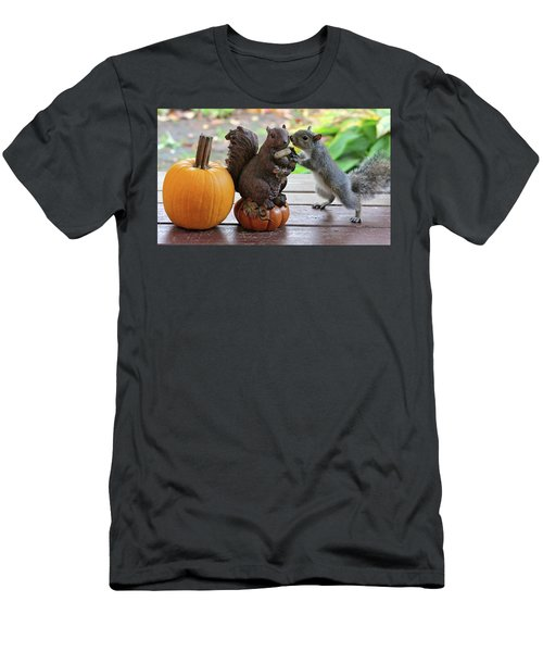 Do You Want To Share? Men's T-Shirt (Athletic Fit)