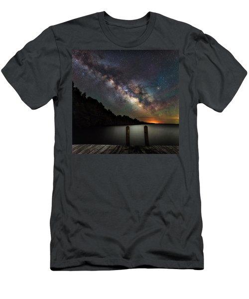 Dock Men's T-Shirt (Athletic Fit)