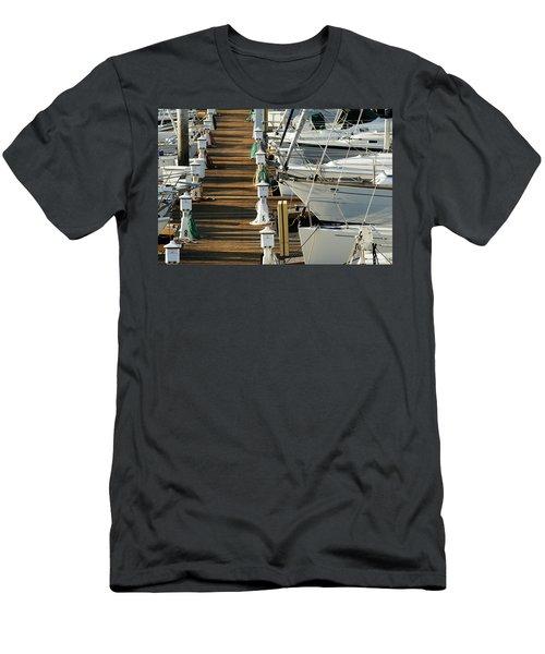 Dock Walk Men's T-Shirt (Athletic Fit)