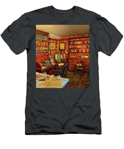 Doctors Office Men's T-Shirt (Athletic Fit)