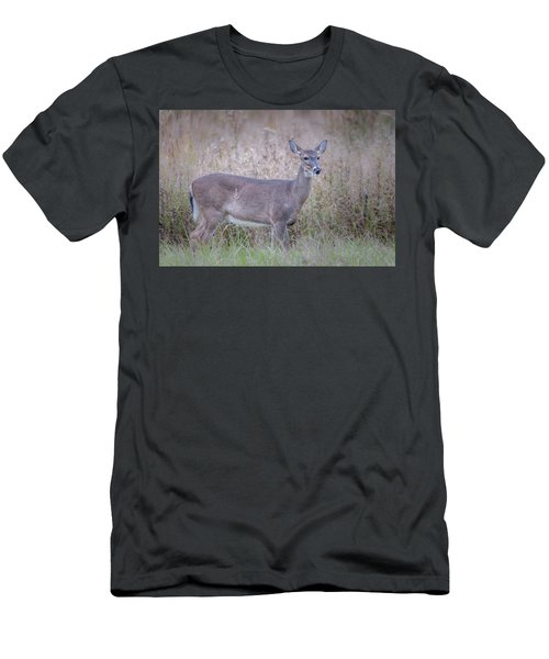 Men's T-Shirt (Slim Fit) featuring the photograph Doe by Tyson Smith