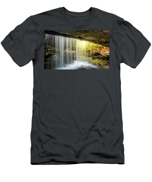 Dog Slaughter Falls Men's T-Shirt (Athletic Fit)