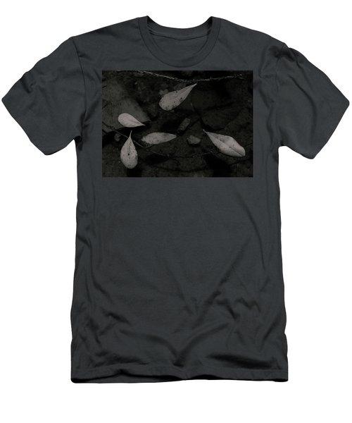 Foglie Morte Men's T-Shirt (Athletic Fit)