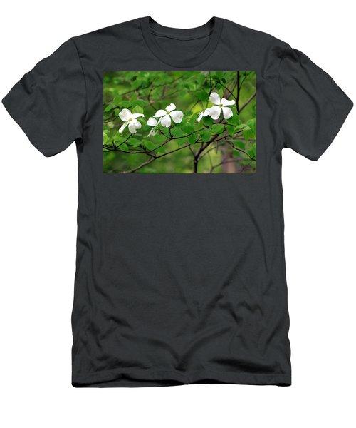Dogwoods Men's T-Shirt (Athletic Fit)