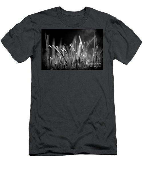 Doing Glow Men's T-Shirt (Athletic Fit)