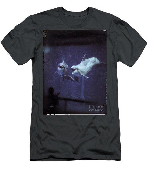 Dolphinspiration Men's T-Shirt (Athletic Fit)