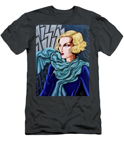 Dominique Men's T-Shirt (Athletic Fit)