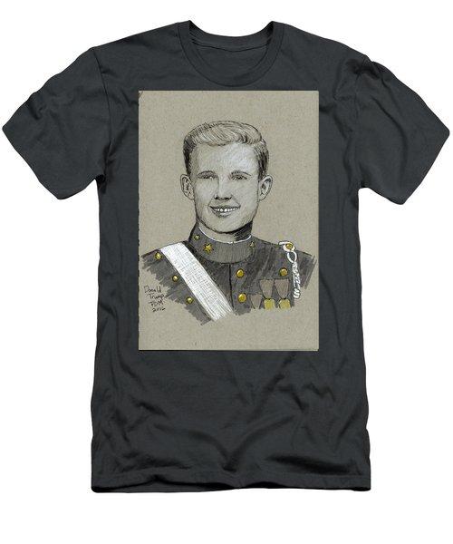 Donald Trump Men's T-Shirt (Athletic Fit)
