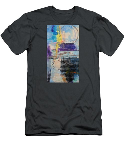 Don't Resist Men's T-Shirt (Slim Fit) by Becky Chappell
