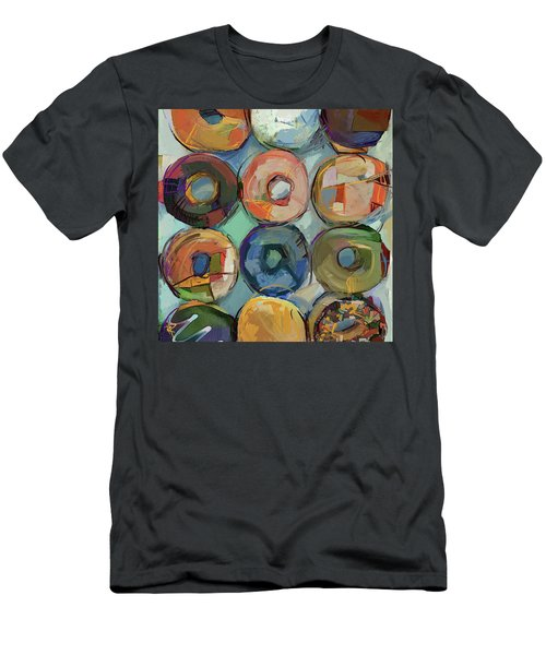Donuts Galore Men's T-Shirt (Athletic Fit)