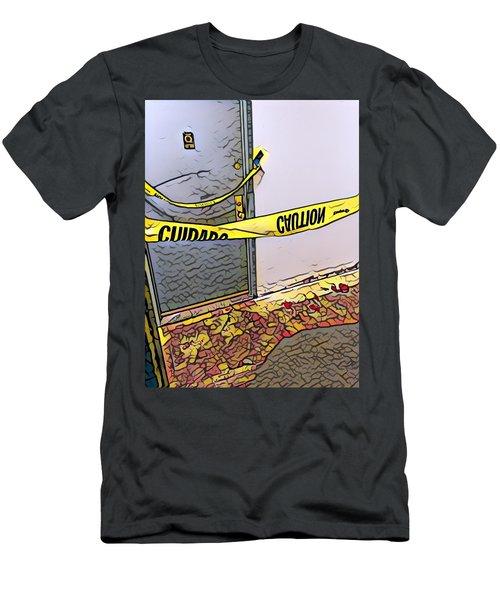 Door Of Perception Men's T-Shirt (Athletic Fit)