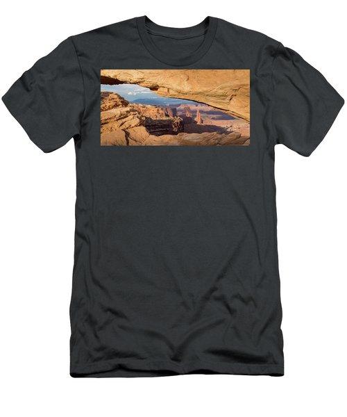 Door To The West Men's T-Shirt (Athletic Fit)