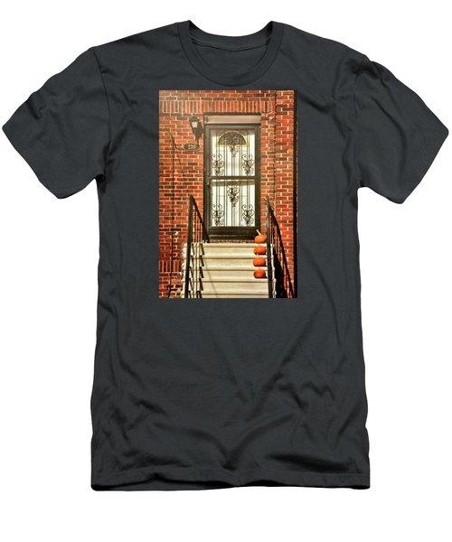 Doorstep Decor Men's T-Shirt (Slim Fit) by JAMART Photography