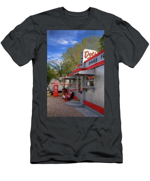 Dot's Diner In Bisbee Men's T-Shirt (Athletic Fit)