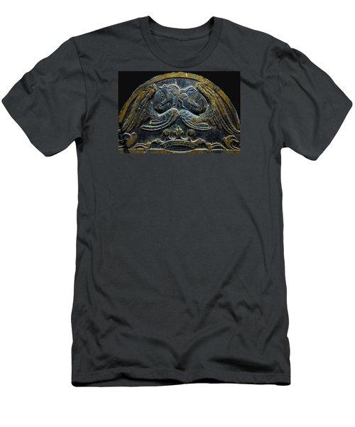 Double Angel Memorial Men's T-Shirt (Athletic Fit)