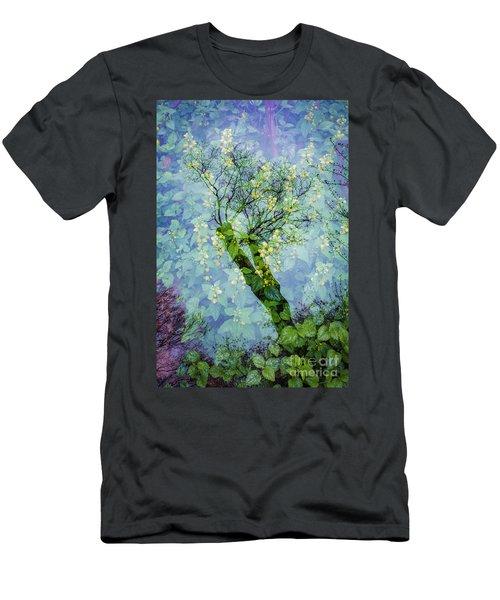 Close Encounters-3 Men's T-Shirt (Athletic Fit)