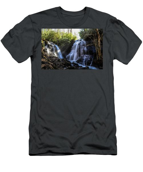 Double Falls Men's T-Shirt (Athletic Fit)