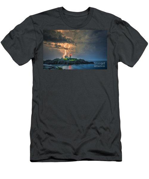 Double Strike Men's T-Shirt (Athletic Fit)