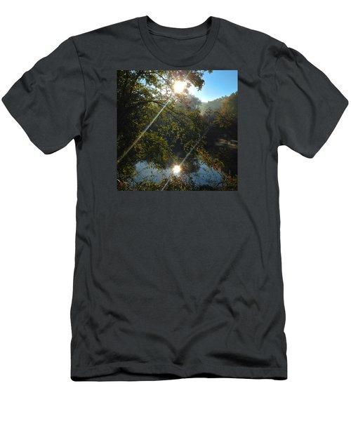 Double Vision Men's T-Shirt (Athletic Fit)