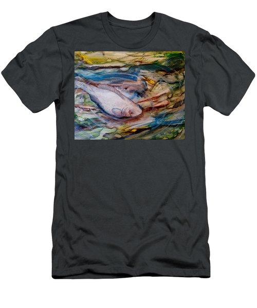 Down Below Men's T-Shirt (Athletic Fit)