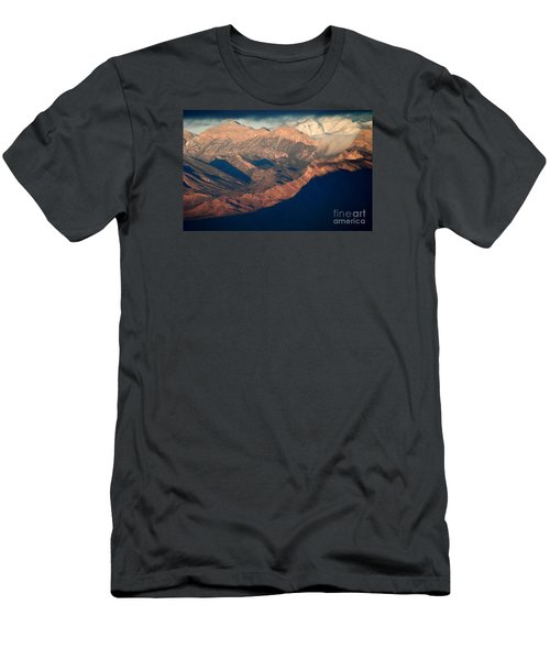 Down Into The Valley Men's T-Shirt (Athletic Fit)
