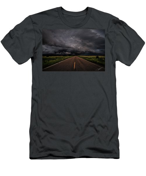 Down Low On 109 Men's T-Shirt (Athletic Fit)