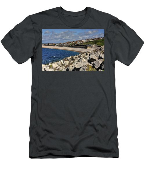 Down The Cove Men's T-Shirt (Athletic Fit)