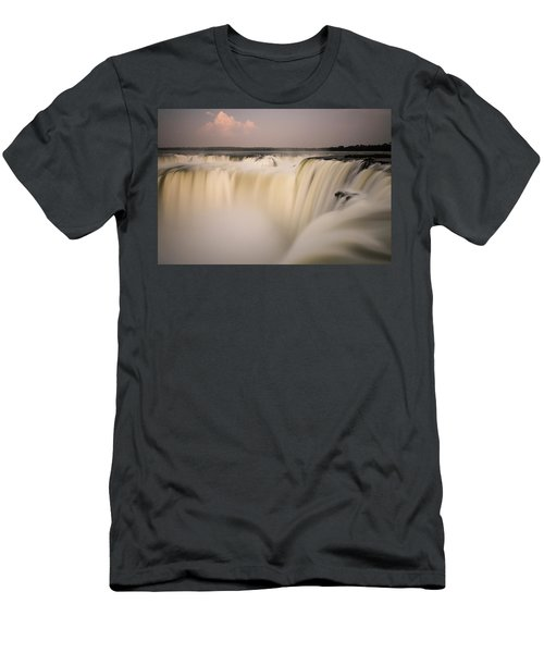 Down The Hatch Men's T-Shirt (Athletic Fit)