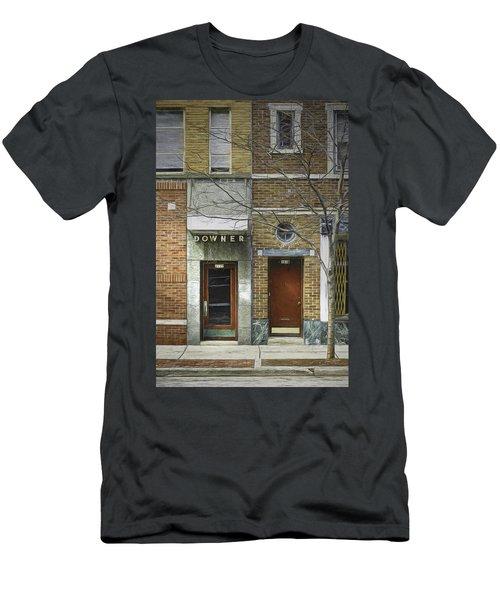 Downer Men's T-Shirt (Athletic Fit)