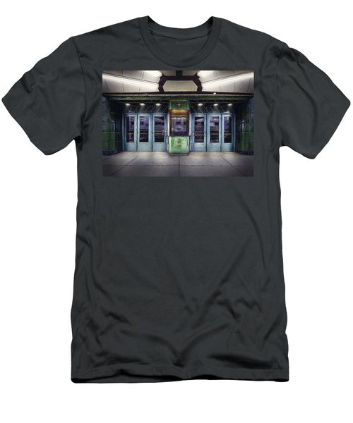 Downer Theater Box Office Men's T-Shirt (Athletic Fit)