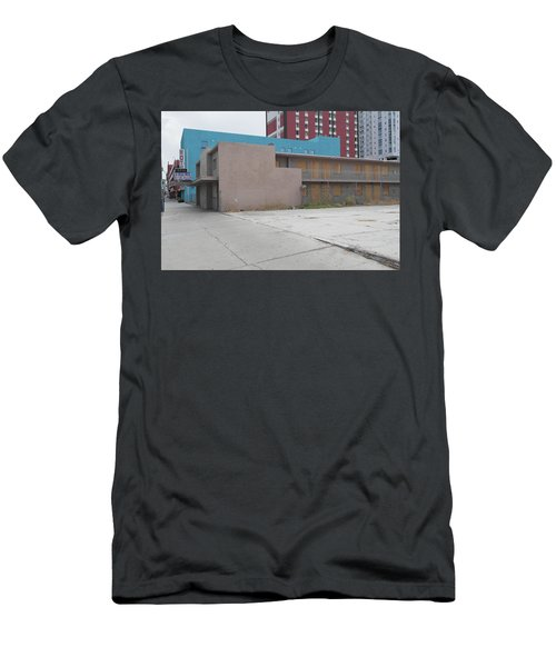 Downtown Before Men's T-Shirt (Athletic Fit)