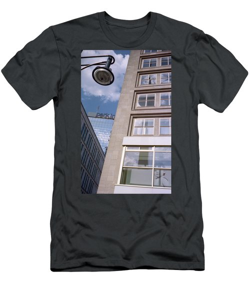 Downtown Berlin Men's T-Shirt (Athletic Fit)