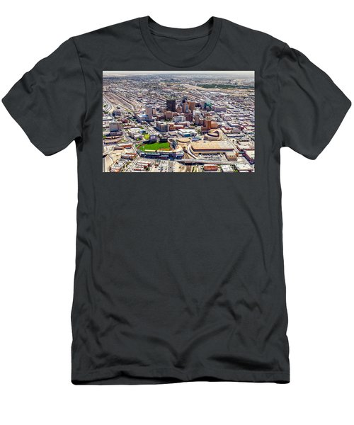 Downtown El Paso Men's T-Shirt (Athletic Fit)