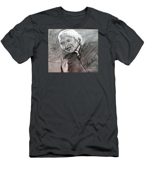 Dr. Abdul Khalam Men's T-Shirt (Athletic Fit)