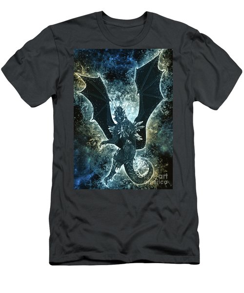 Dragon Spirit Men's T-Shirt (Athletic Fit)