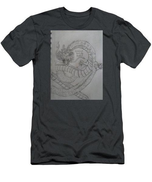 Dragonball Z Men's T-Shirt (Athletic Fit)