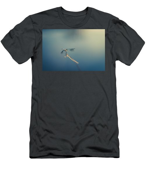Men's T-Shirt (Slim Fit) featuring the photograph Dragonlady by Shane Holsclaw