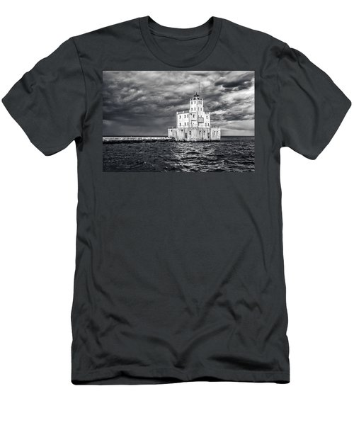 Drama In The Clouds Men's T-Shirt (Athletic Fit)