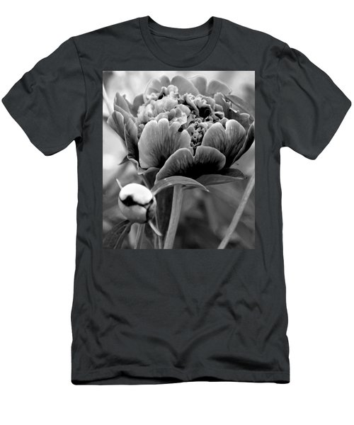 Drama In The Garden Men's T-Shirt (Athletic Fit)