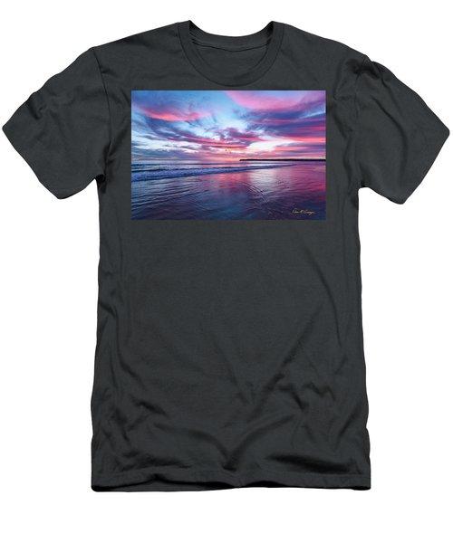 Drapery Men's T-Shirt (Athletic Fit)